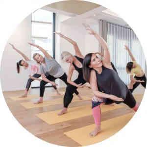 Yoga Klassen und Kurse