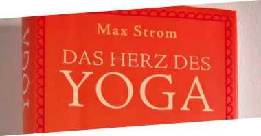 Unser Yoga Buch des Monats