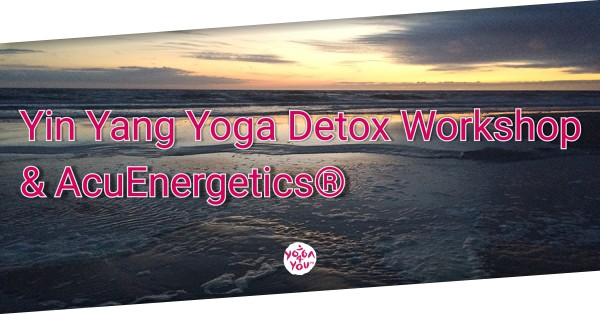 Yin Yang Yoga Detox Workshop & AcuEnergetics®