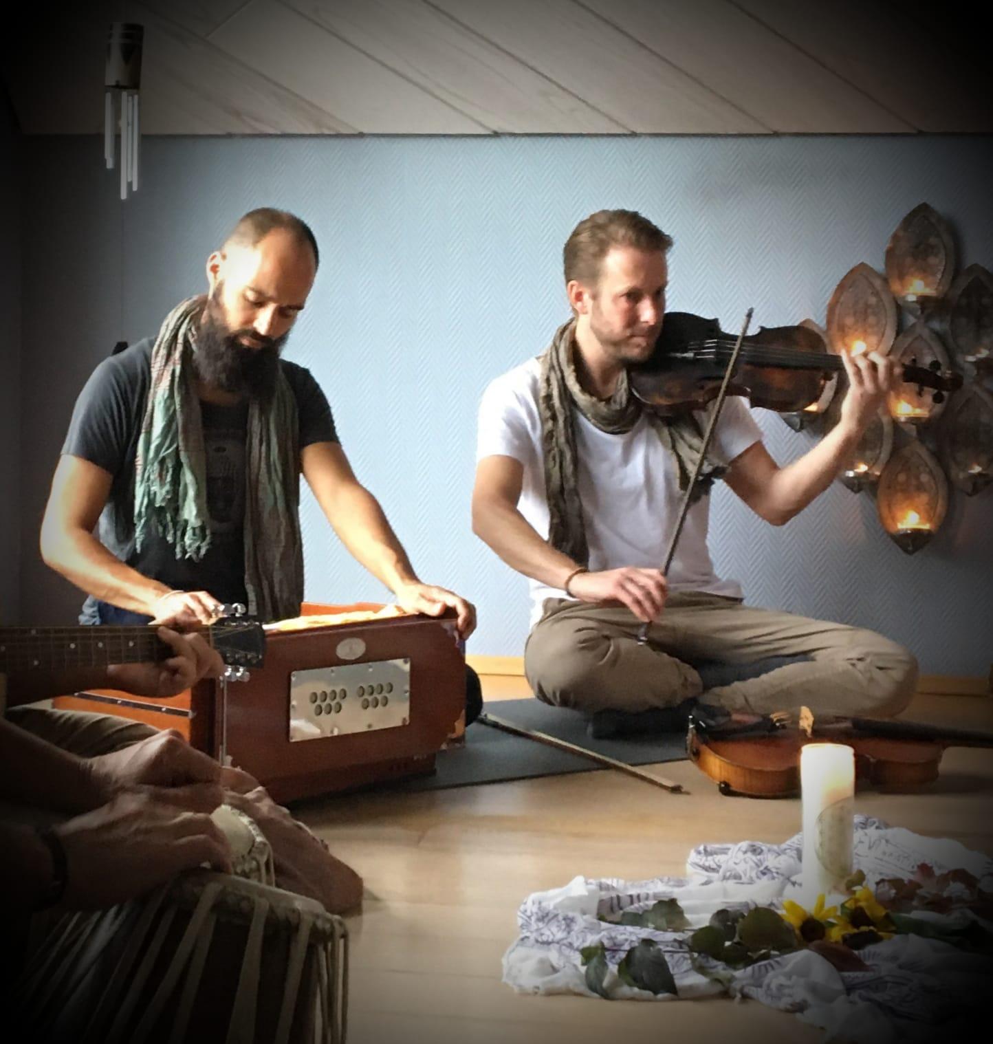 Musikalischer Mantra Abend