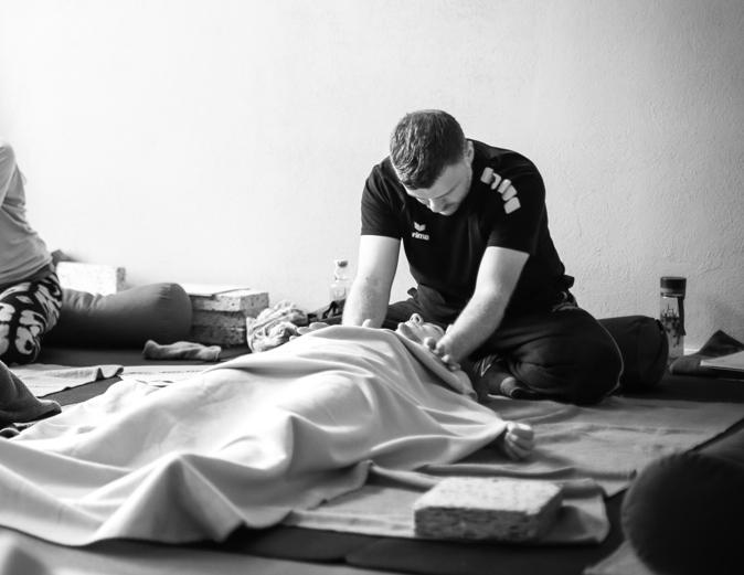 Thai Yoga mit Christian Gieger