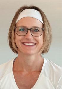 Caroline Fritzenschaft Ashtanga Yoga